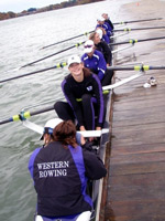 Sarah Black Rowing