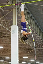 Robin Bone Pole Vaulting